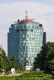 Construction de Vodafone Images libres de droits