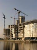 Construction de Waterside   Images stock