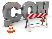 Construction de Web Illustration Stock