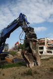 Construction demolition Royalty Free Stock Photos