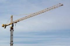 Construction des Bu résidentiels Photo stock
