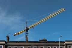 Construction des Bu résidentiels Photographie stock