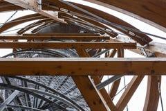 Construction des tours et des émetteurs Image stock
