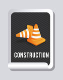 Construction design Stock Image