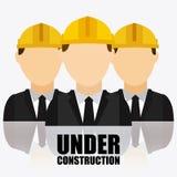 Construction design Royalty Free Stock Photo