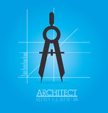 Construction design Stock Image