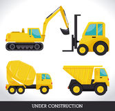 Construction design,vector ilustration. Stock Images