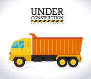 Construction design,vector ilustration. Stock Photography