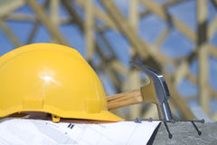 Construction detail Stock Photography