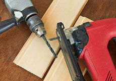 Construction. DIY Tools Stock Photography