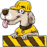 Construction Dog Stock Images