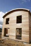Construction du bois Images libres de droits