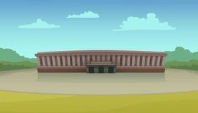Construction du Parlement Photographie stock libre de droits