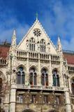 Construction du Parlement, Budapest Image libre de droits