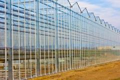 Construction en acier Images libres de droits