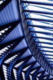 Construction en acier Image stock
