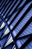 Construction en acier Photographie stock libre de droits