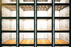 Construction en béton abstraite illustration stock