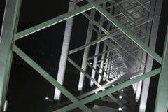 Construction en métal Photo libre de droits