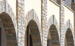 Construction en pierre Image libre de droits