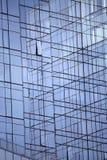 Construction en verre Image libre de droits