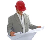Construction engineer Stock Photos