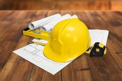 Construction engineering Royalty Free Stock Photo