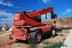 Construction equipment Royalty Free Stock Photos