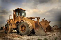 Construction Equipment stock photos