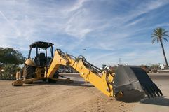 Construction equipment. royalty free stock image