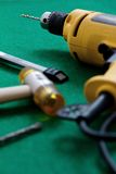 Construction equipment Stock Photography