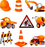 Construction equipment Stock Photography