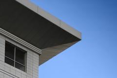Construction et ciel Image stock
