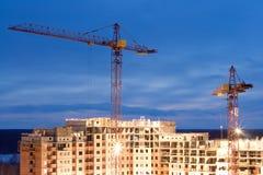 Construction et construction Photo stock
