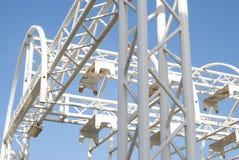 Construction et géométrie Photo stock