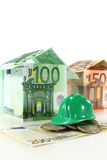 Construction financing Stock Images