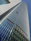 Construction financière internationale, Hong Kong, Chine Photo libre de droits