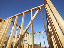 Construction frames. Stock Images