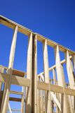 Construction framework. Stock Photo