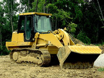 Construction - Front Loader royalty free stock photos