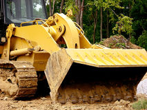 Construction - Front Loader Scoop stock images