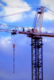Construction Gantry Crane Clos Royalty Free Stock Image