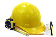 Construction Gear Royalty Free Stock Photography