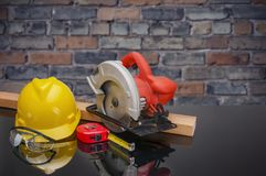Construction Tools and Equipment Stock Images
