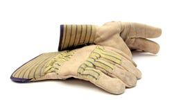 Construction gloves Stock Photo
