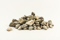 Construction gravel Royalty Free Stock Images
