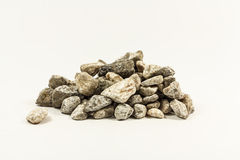 Construction gravel Stock Image