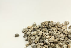 Construction gravel Stock Images