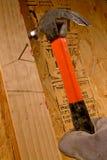 construction hammer Стоковые Изображения
