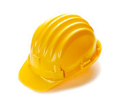 Construction Hard Hat. On white background Royalty Free Stock Image